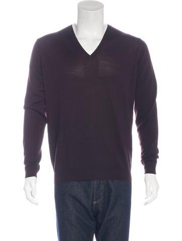 Prada Virgin Wool Sweater None