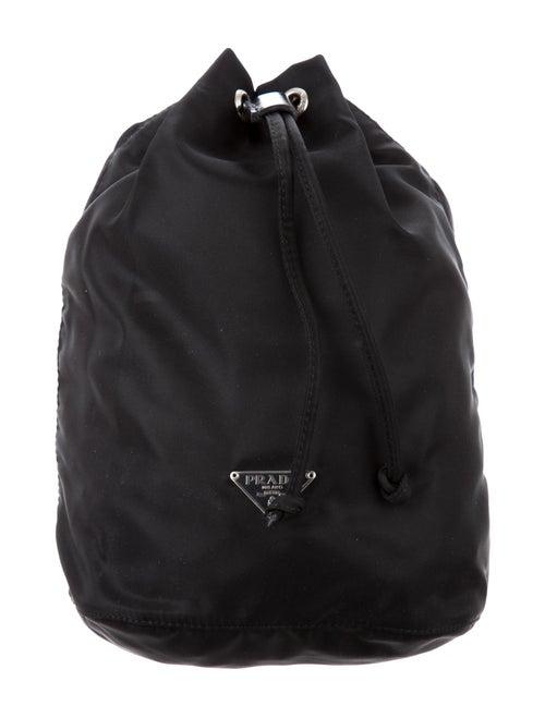 a86b63684b0497 Prada Vela Drawstring Pouch - Handbags - PRA157128 | The RealReal