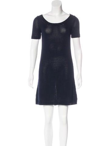 Prada Knit Shift Dress None