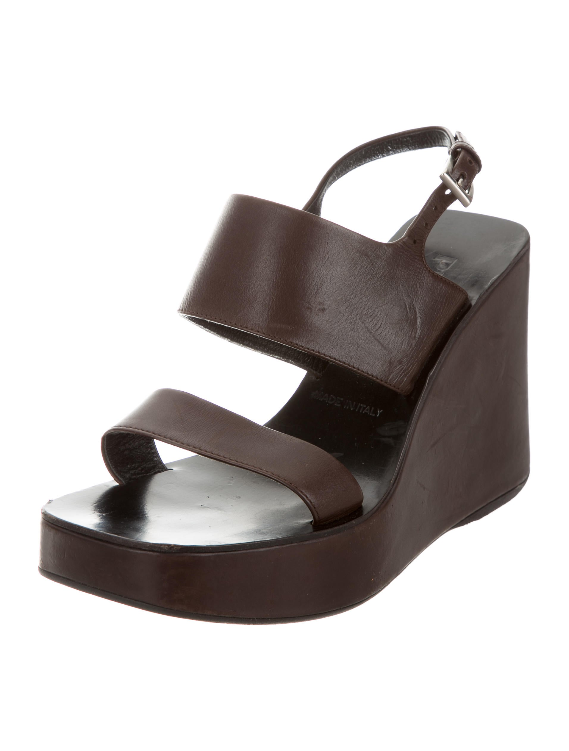 Leather Women's Wedges: missionpan.gq - Your Online Women's Shoes Store! Get 5% in rewards with Club O!