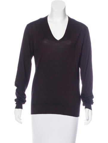 Prada Wool Knit Sweater None