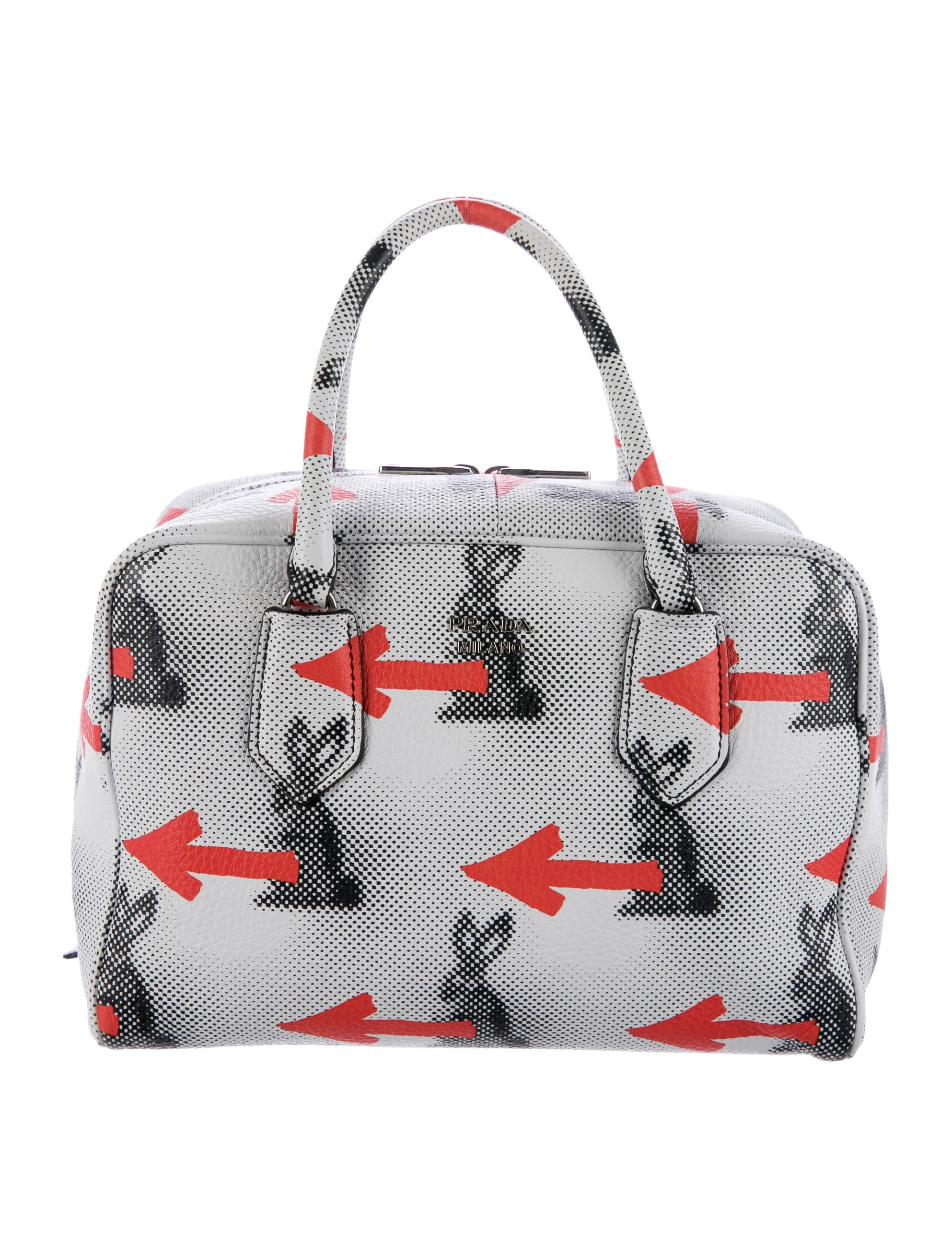 Prada Daino St. Rabbits Inside Bag - Handbags - PRA162359   The RealReal c3f16d0f03