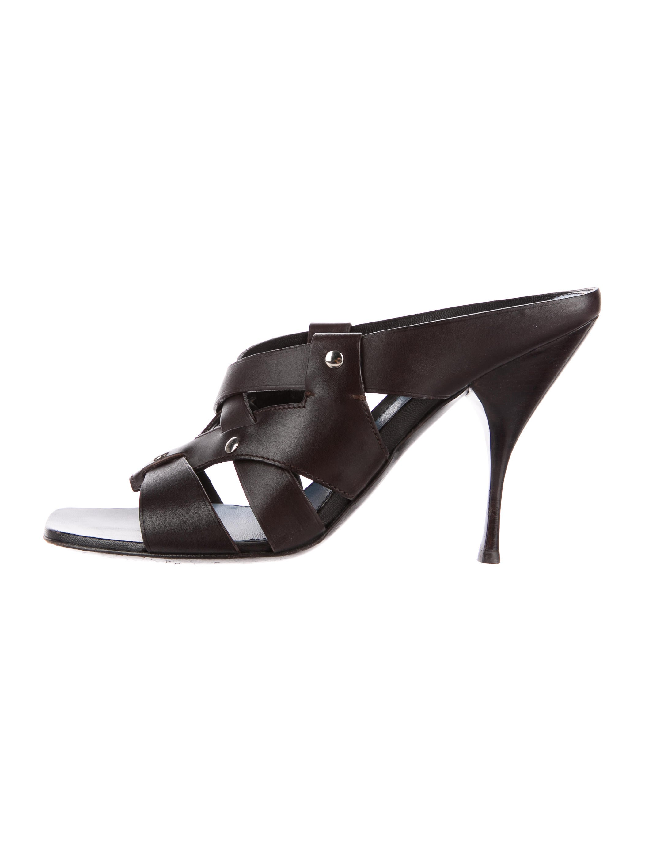 cheap prices Prada Multistrap Slide Sandals sale free shipping for sale finishline ew8CFb