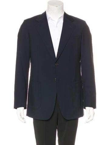 Prada Wool Sport Coat None