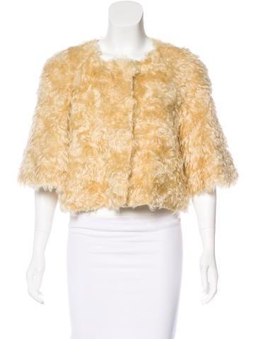 Prada Lightweight Mohair Jacket None