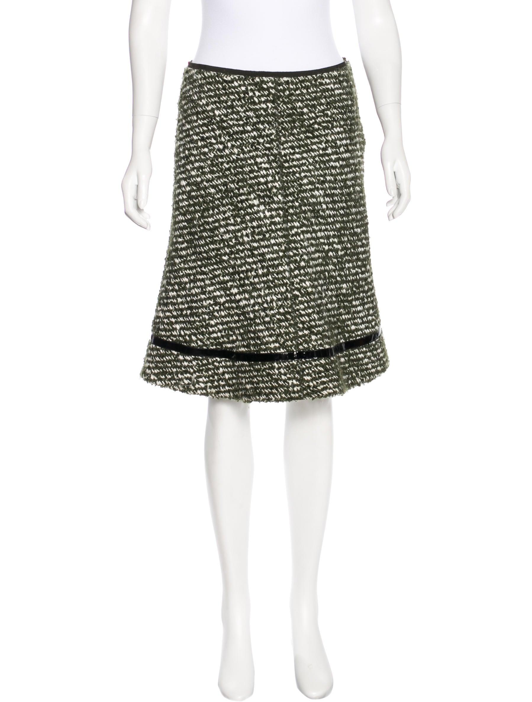 Knit A Line Skirt 47
