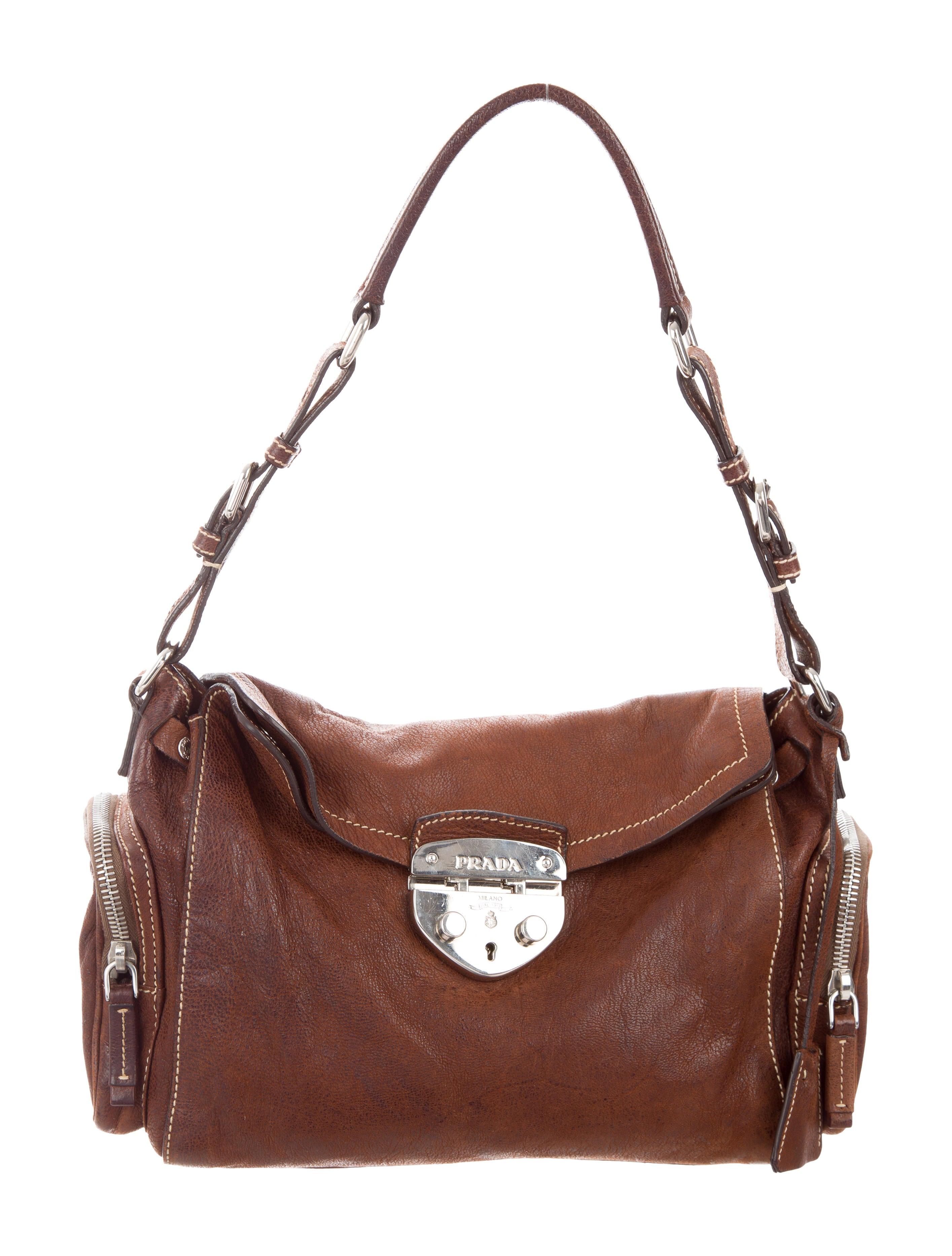 c4a869ab4653 Prada Calf Leather Shoulder Bag Price | Stanford Center for ...