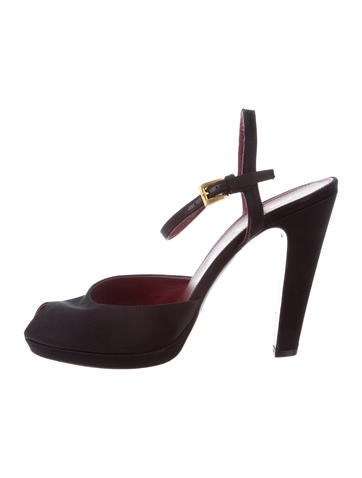 Prada Satin Multistrap Sandals cheap sale best seller discount choice free shipping cheap quality buy cheap new styles buy cheap marketable BmqL934DJ