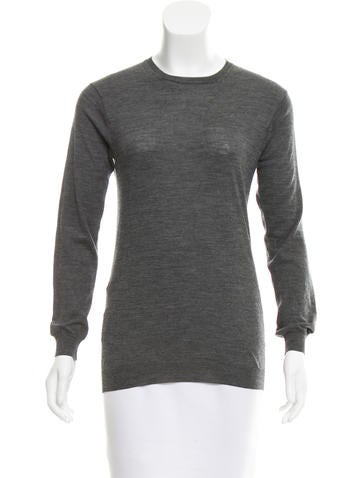 Prada Lightweight Cashmere Sweater - Clothing - PRA172607 | The ...