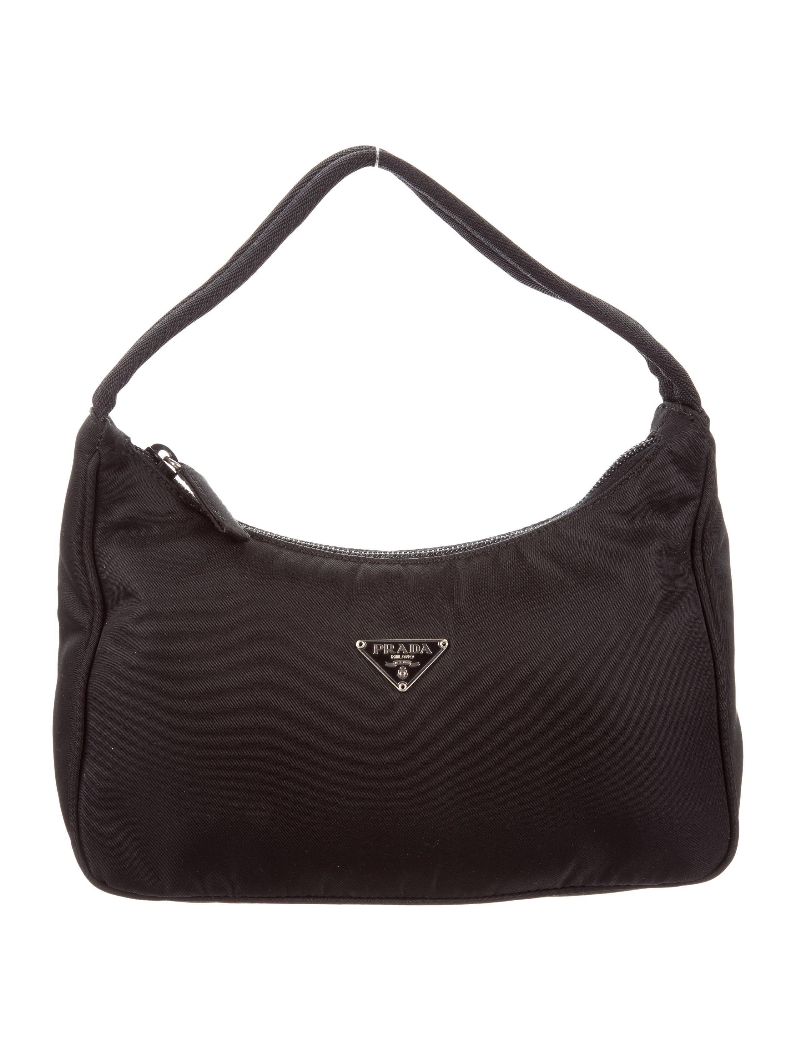 501b674303ad Prada Tessuto Sport Necessaire Bag - Handbags - PRA174016 | The RealReal
