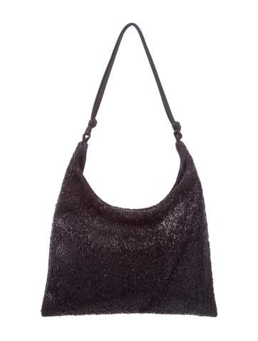 2b22f2059e Prada Leather-Trimmed Tessuto Hobo - Handbags - PRA201975