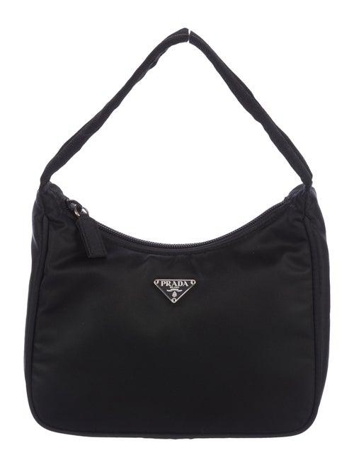 559e7703729c92 Prada Tessuto Mini Hobo - Handbags - PRA175421 | The RealReal