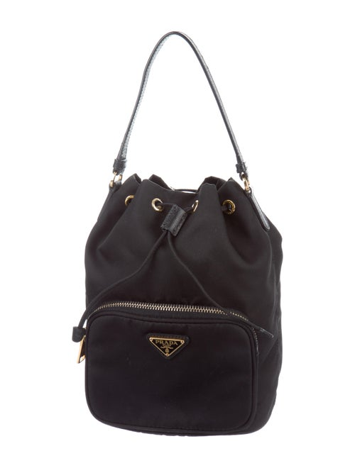 a2f5484dc1a6 Prada 2017 Tessuto Mini Bucket Crossbody Bag - Handbags - PRA175504 ...