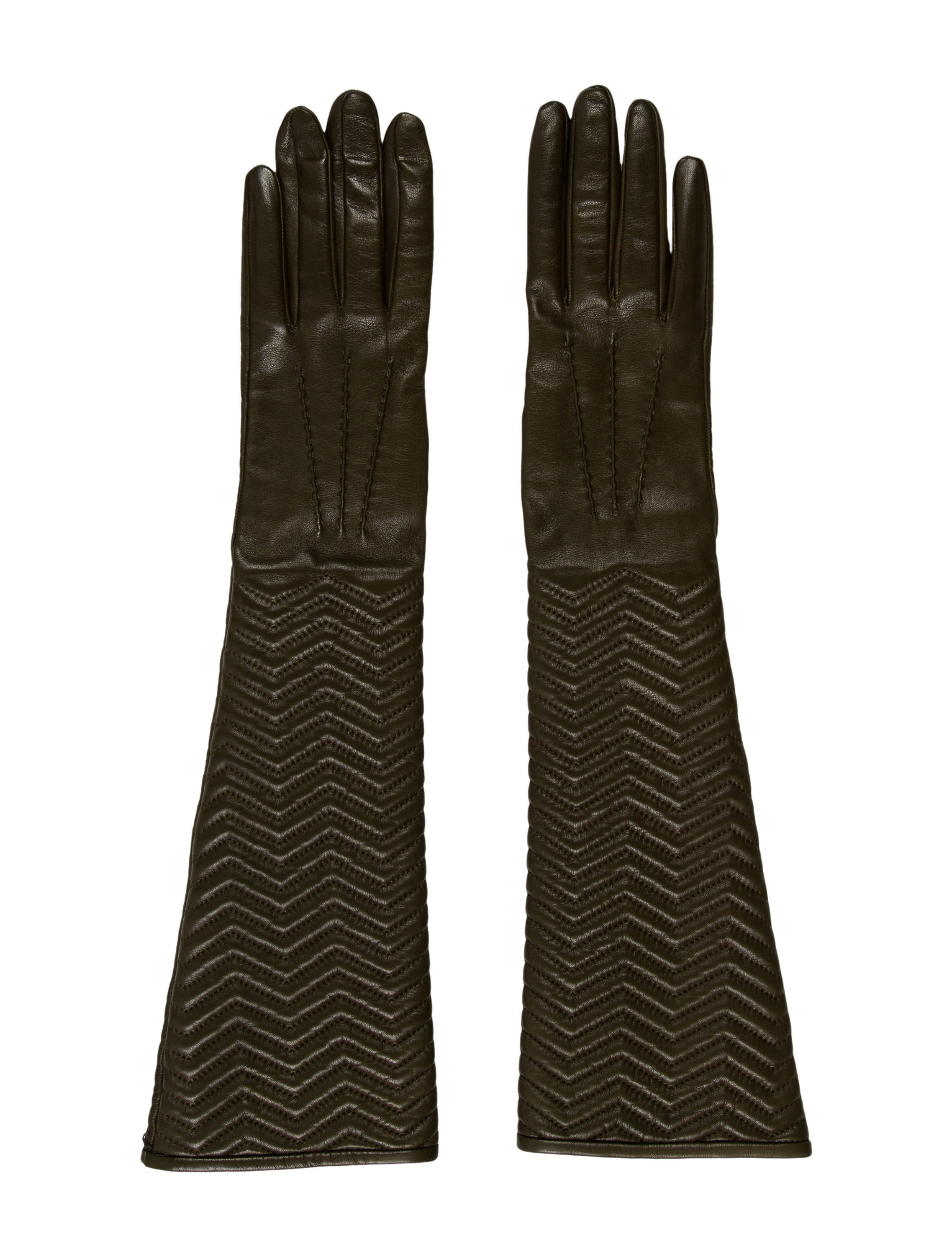 36834aecacb Women · Accessories  Prada Quilted Leather Gloves. Quilted Leather Gloves