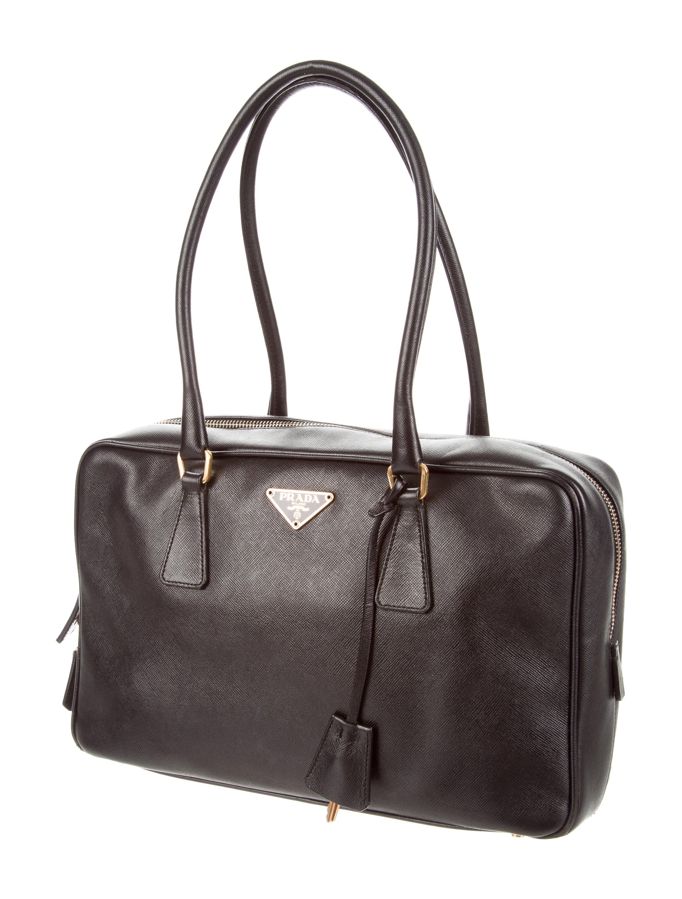 df495913ad8632 Prada Saffiano Lux Bowler Bag | Stanford Center for Opportunity ...