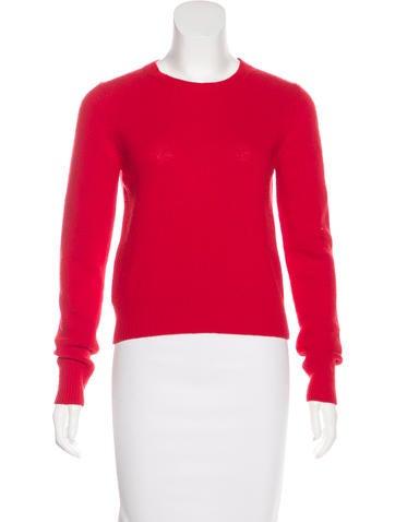 Prada Wool & Silk-Blend Sweater None