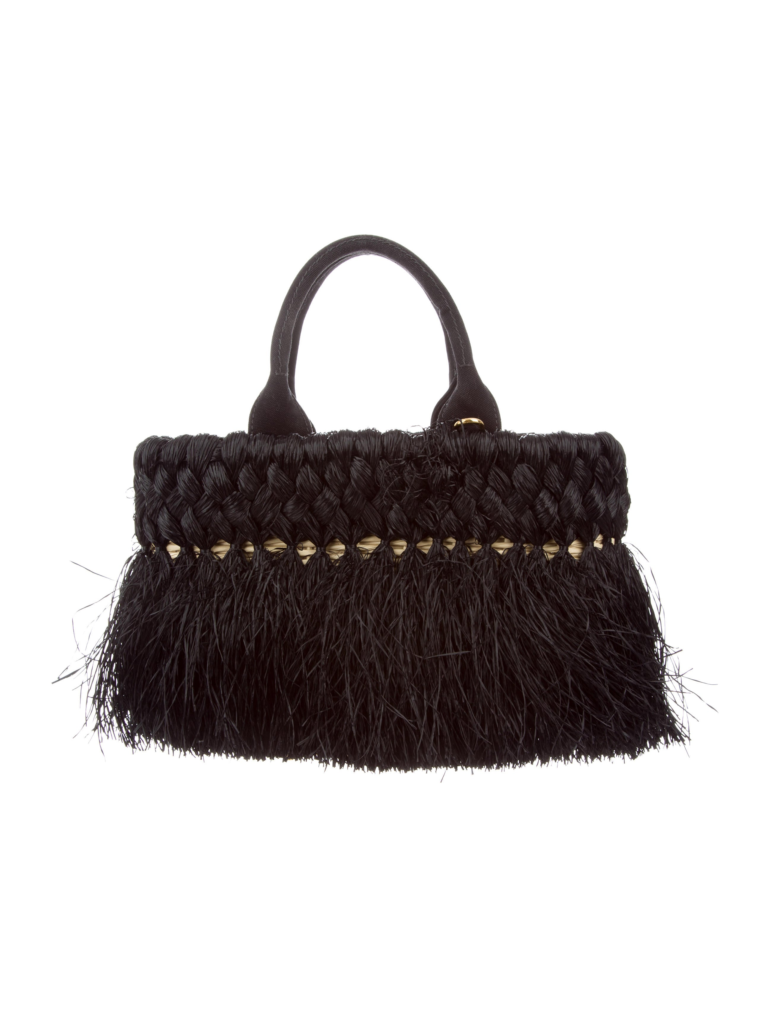2ec133c9e1ff ... order women handbags prada fringed raffia satchel. fringed raffia  satchel 72802 57721 sale prada bicolor leather sound bag the real ...