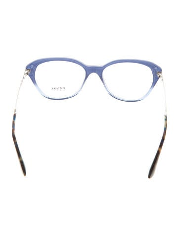 Prada Round Frame Eyeglasses - Accessories - PRA184853 | The RealReal