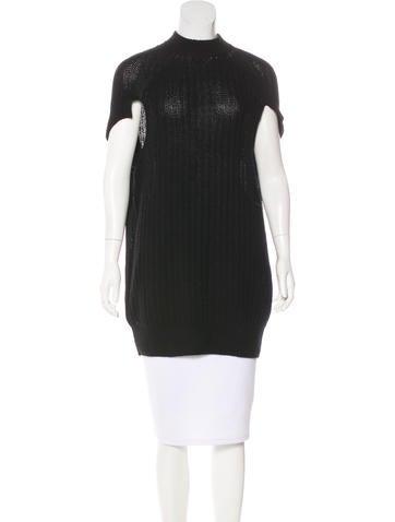 Prada Cashmere Sleeveless Sweater None