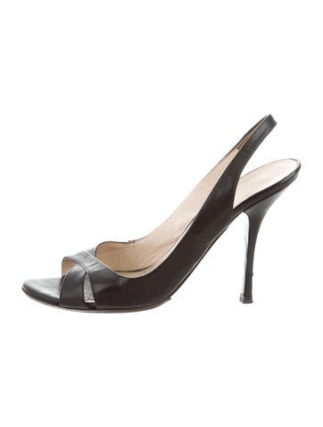 Oscar de la Renta Cork Multistrap Sandals browse cheap price d4FXxAtf