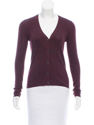Prada Cashmere Knit Cardigan None