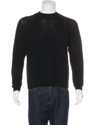 Prada 2017 Wool Crew Neck Sweater None