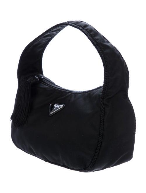 99ef6f756c69 Prada Tessuto Passama Handle Bag - Handbags - PRA192458 | The RealReal