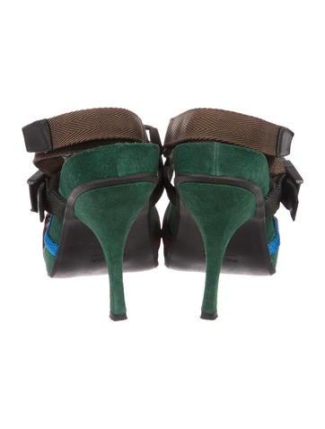 Canvas Multistrap Sandals