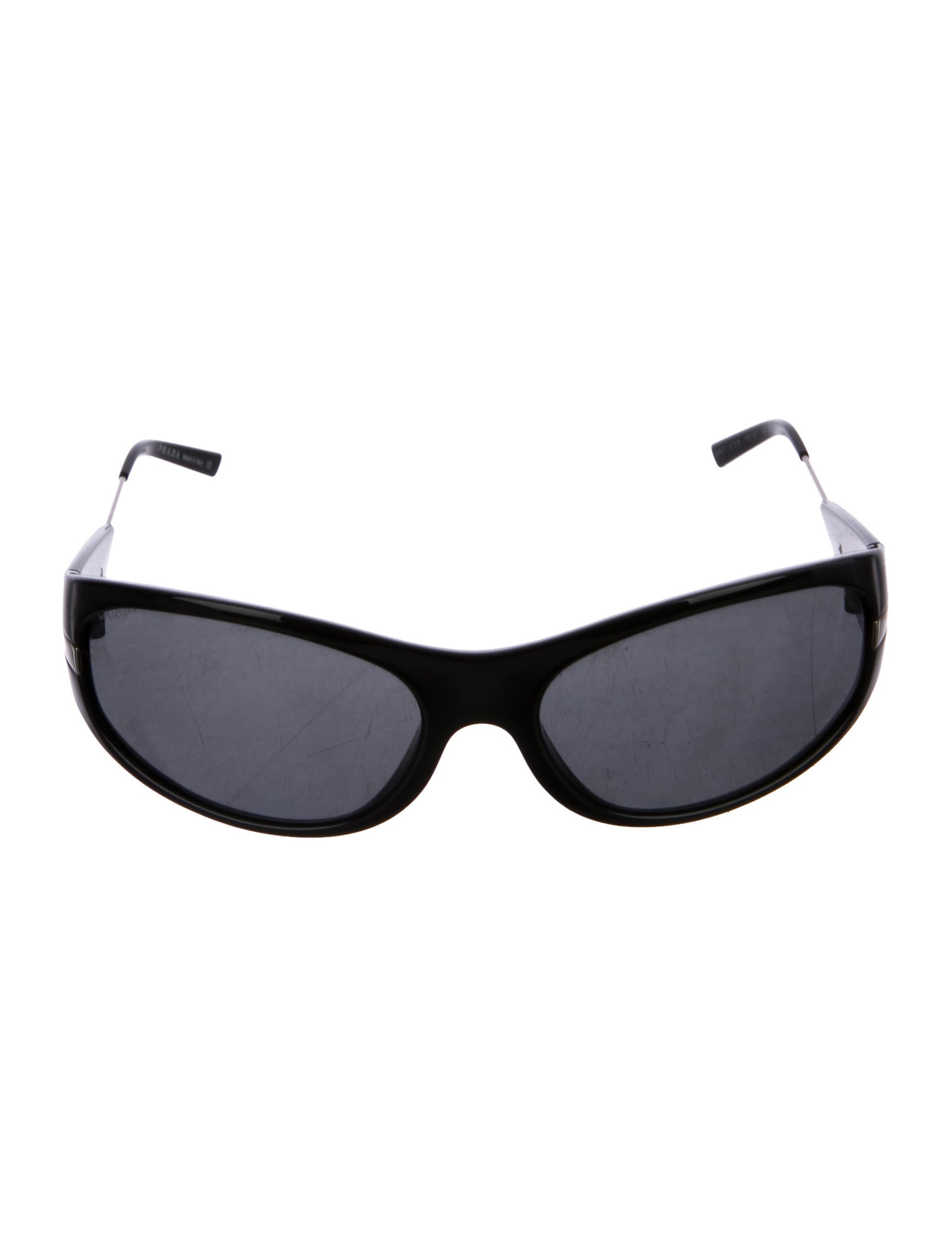 ae993c46faf Prada Acetate Tinted Sunglasses - Accessories - PRA194892