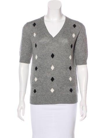 Prada 2016 Cashmere Sweater None