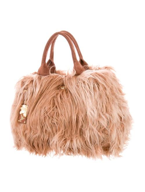 7eaff6aca9b8 Prada Eco Kidassia Shoulder Bag - Handbags - PRA204402