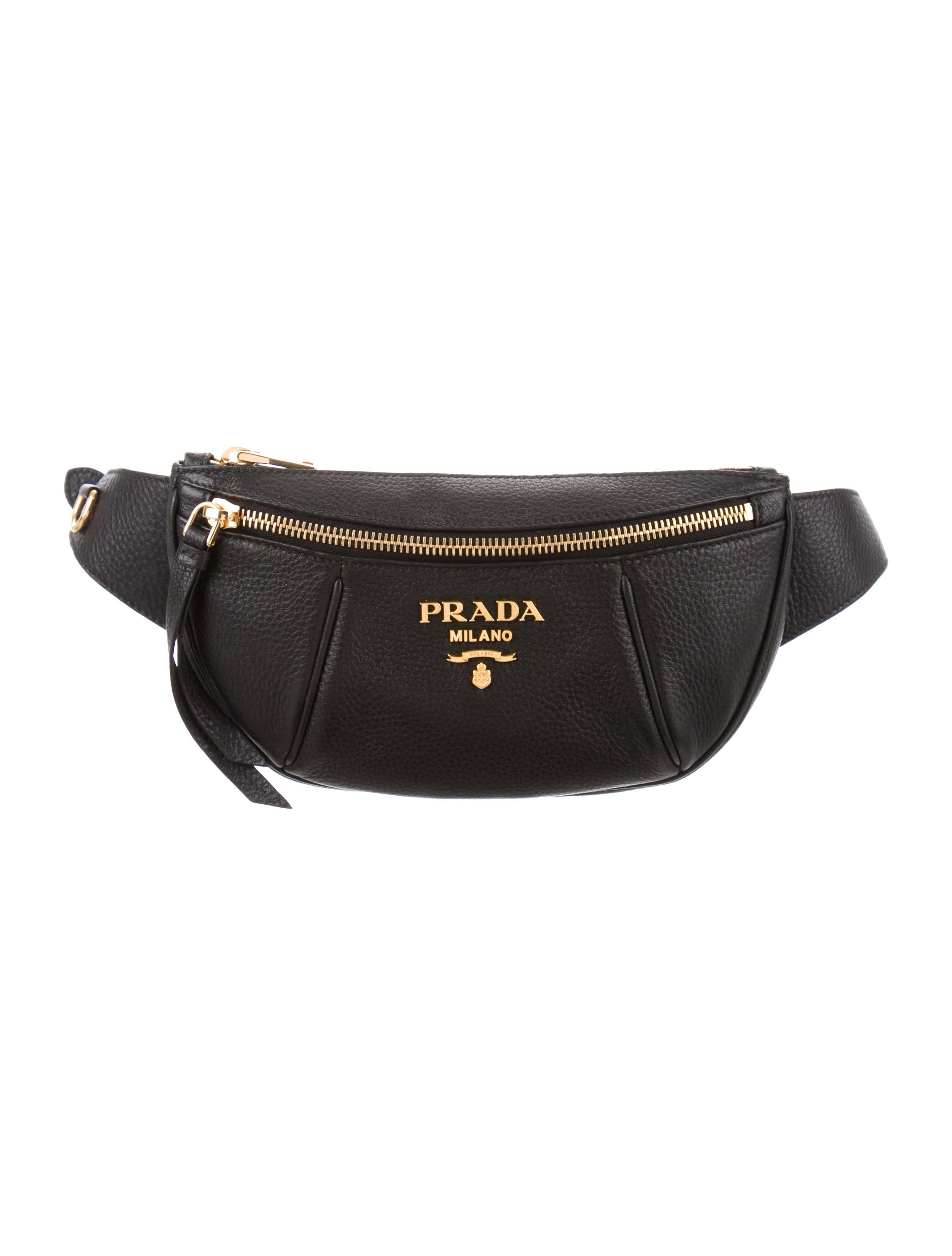 51da5fce54 Prada Vitello Daino Belt Bag w  Tags - Handbags - PRA210521