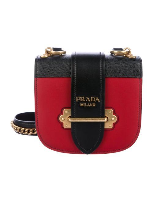 5c9b543e402 Prada 2017 City Calf Pionnière Bag - Handbags - PRA212665   The RealReal