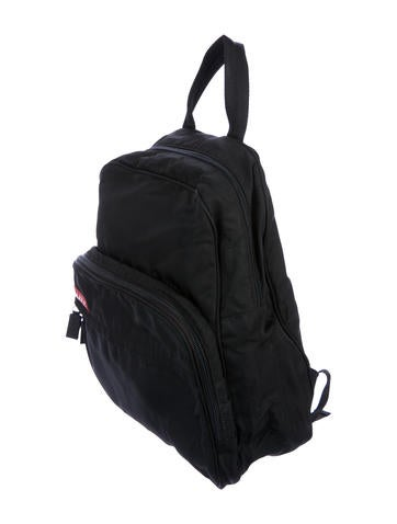 afa70546833bd1 ... new arrivals prada backpacks the realreal ae549 f683f