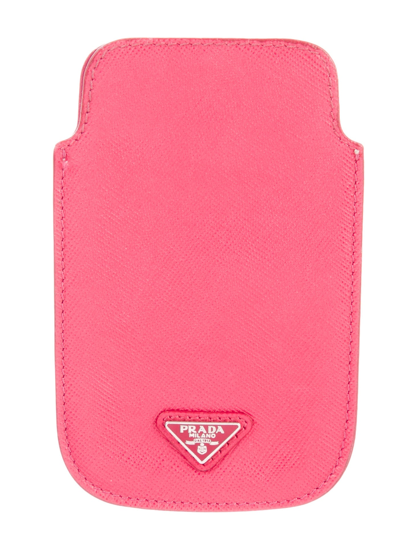 2575d2821862 Prada Saffiano Phone Case - Technology - PRA220619 | The RealReal