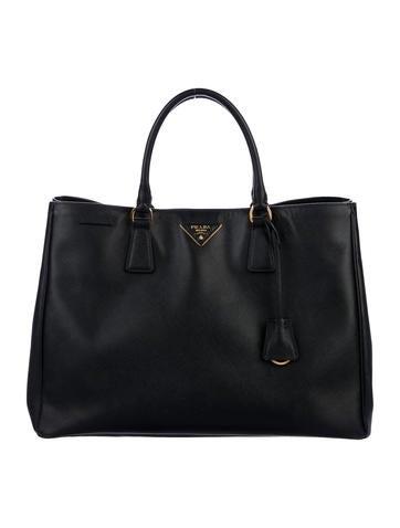 5a1ea85b92 Prada Soft Calfskin Hobo - Handbags - PRA181684