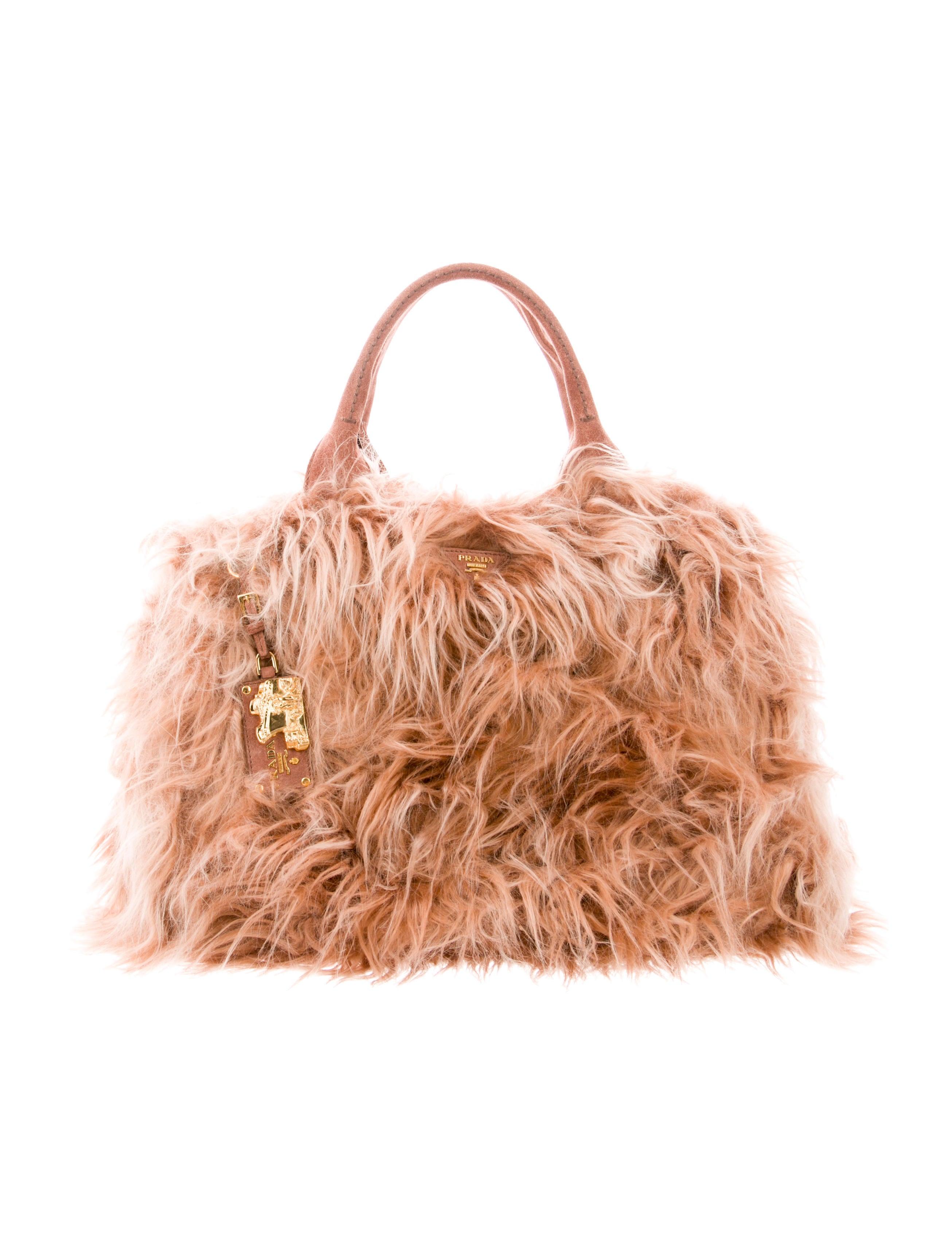 bfe87e2c2d7f Prada Eco Kidassia Bag - Handbags - PRA223631