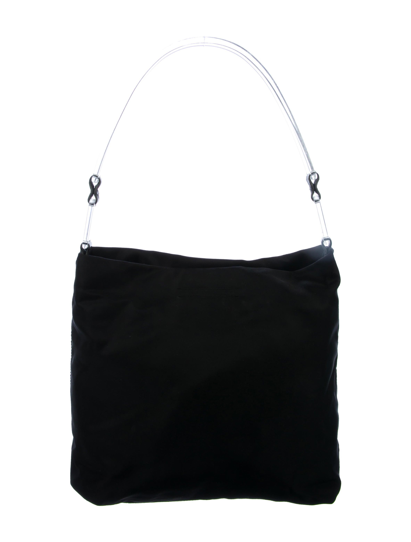 Bag Shoulder Prada Tessuto Nylon