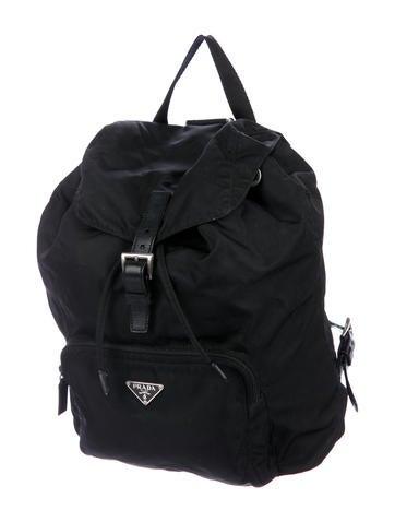 d3e75f38d ... new arrivals prada backpacks the realreal c903a 8010c