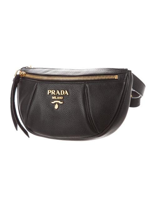 910234559f77 Prada 2018 Vitello Daino Belt Bag - Handbags - PRA229168