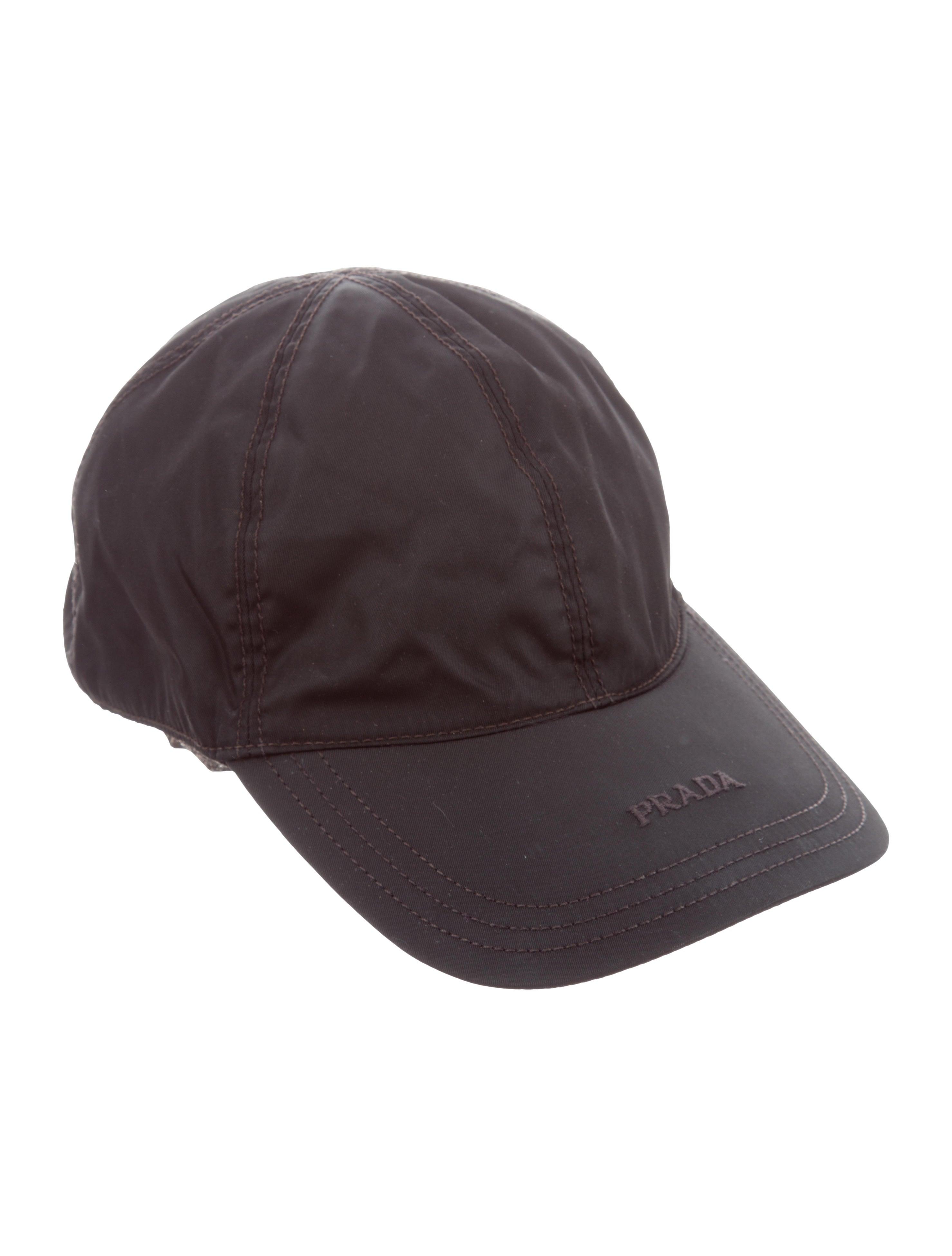Prada Logo Baseball Cap - Accessories - PRA229187  bf1fbe8cf77