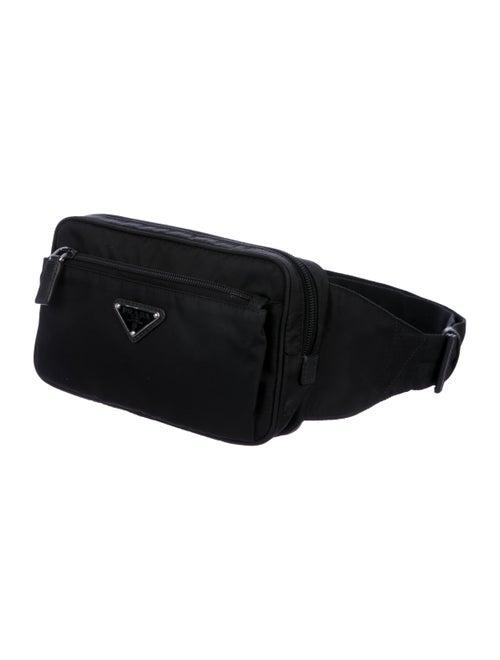 c4d93a911de2 Prada Tessuto Montagne Waist Bag - Handbags - PRA236942 | The RealReal