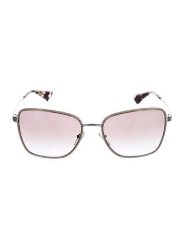 618a8d0ad2d Prada. Gradient Square Sunglasses