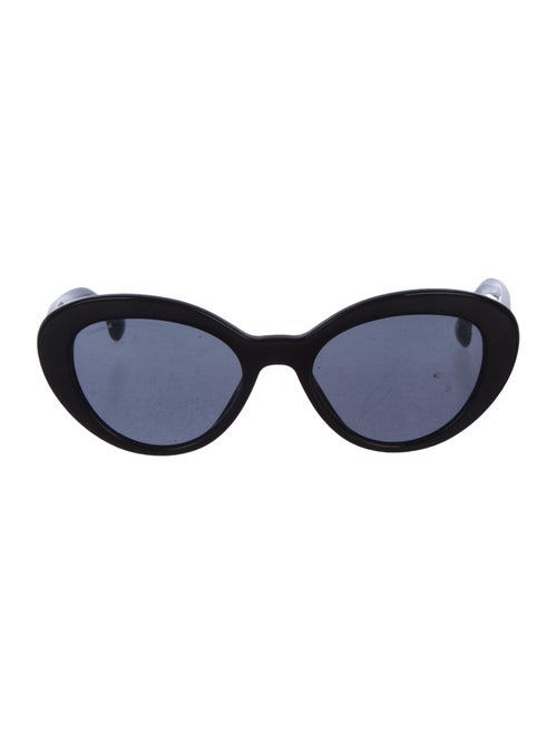 606c3ba941 Prada Tinted Cat-Eye Sunglasses - Accessories - PRA242786