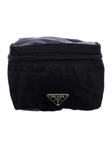 af17545d2629e5 ... best price prada cosmetic bags the realreal fd16c c3d41
