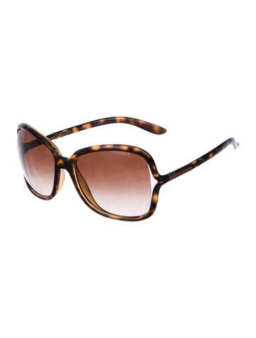 4fc64f7b77d Prada. Square Gradient Sunglasses