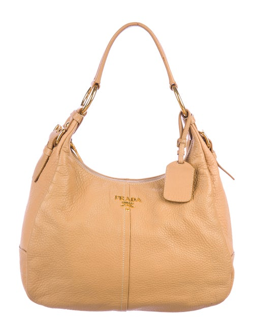 1a6c035bd183 Prada Vitello Daino Hobo - Handbags - PRA260263