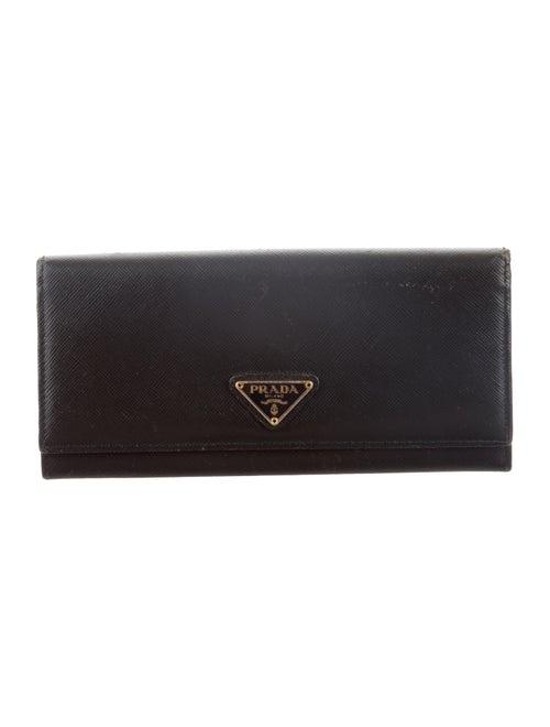 e0056928d48d20 Prada Saffiano Continental Wallet - Accessories - PRA261376 | The ...