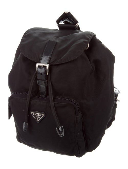 3fd389aac38c Prada Prada Nylon Drawstring Backpack - Handbags - PRA264978 | The ...