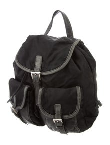 3ccffba38d8ec1 Prada Backpacks | The RealReal